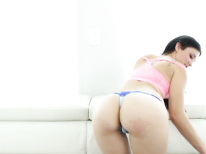 Hard Anal Wears Out The Teen Girl Before Her Facial