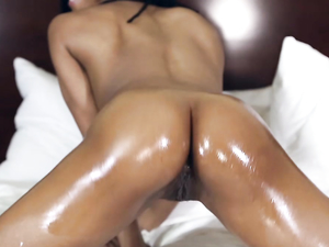 Hotel Visit With A Fit Young Black Chick That Loves Dick