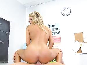 Fucking Schoolgirl Heather Starlet On Her Desk