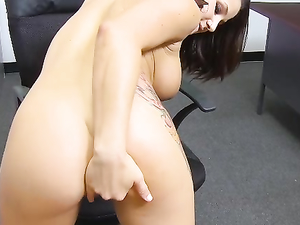 Busty Sweetheart Gives A Wonderful POV Blowjob