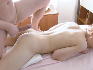 Taut Body On The Massage Table Rubbed And Fucked
