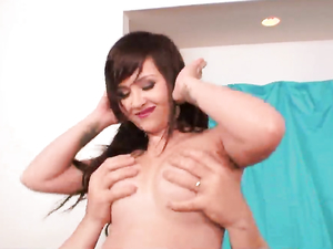 Curvy Ass Girl Pumped Full Of His Big Cock