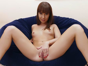 Tasty Solo Tease Girl Has A Tiny Pair Of Tits