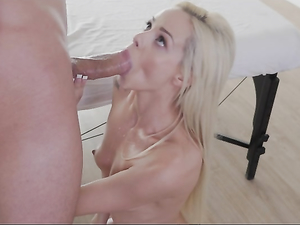 Pornstar Massage Client Needs A Happy Ending Fuck