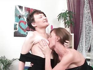 Stuffing A Monster Strapon Into A Teen Pussy