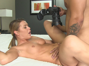 Adorable Girl Does Her First Ever Hardcore Porn Video